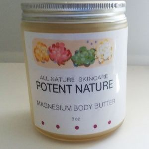 Magnesium Body Butter 8 oz