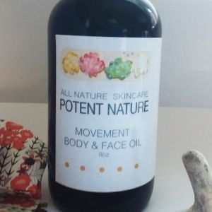 Movement Body & Face Oil