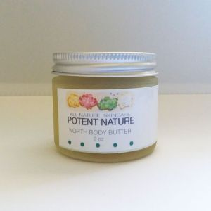 North Body Butter 2 oz