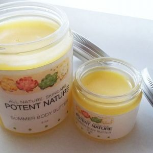 Summer Body Butter 2oz