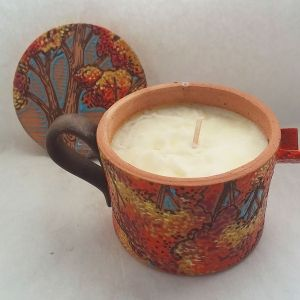 Water Soy Massage Candle