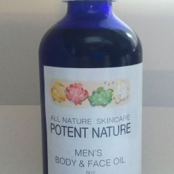 Men's Body & Face Oil