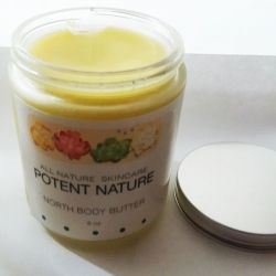 North Body Butter 8 oz