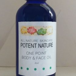 One Point Body & Face Oil
