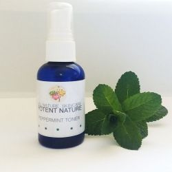 Peppermint Face Toner