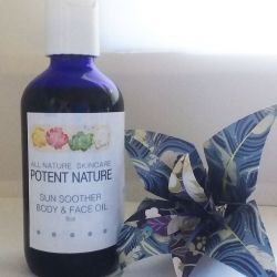 Sun Soother Body & Face Oil