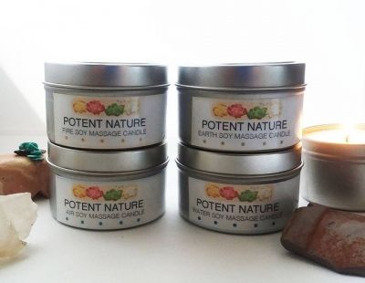 """Potent Nature ™"" Products"